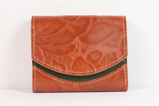 ミニ財布  世界でひとつだけシリーズ  小さいふ「ペケーニョ 母の日 花柄」#46