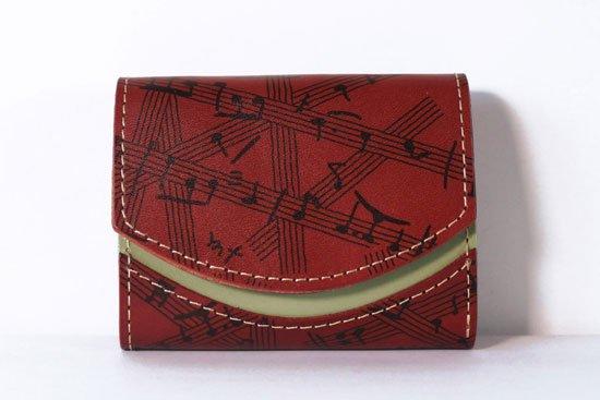 ミニ財布  今日の小さいふシリーズ「ペケーニョ 奏< A >21年4月15日」