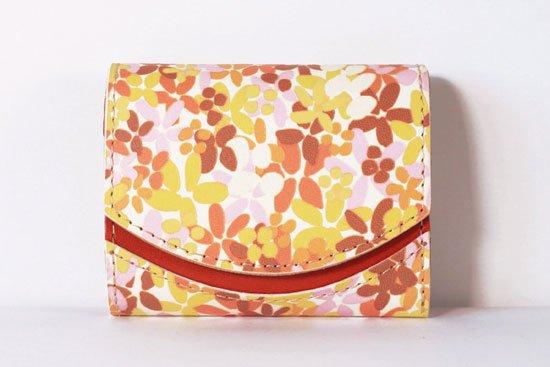 ミニ財布  今日の小さいふシリーズ「ペケーニョ ココロオドル< B >21年4月14日」