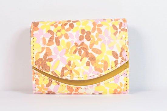 ミニ財布  今日の小さいふシリーズ「ペケーニョ 初夏のミツバチ< B >21年4月27日」