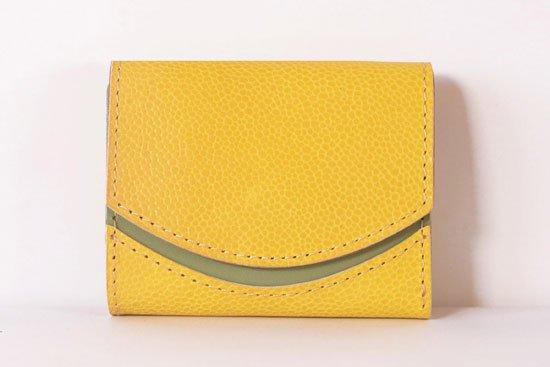 ミニ財布  今日の小さいふシリーズ「ペケーニョ グレープフルーツフォーム< A >21年4月5日」