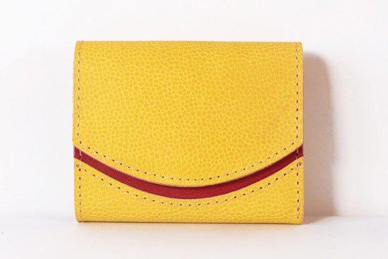 ミニ財布  今日の小さいふシリーズ「ペケーニョ グレープフルーツフォーム< B >21年4月5日」