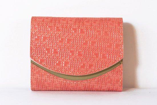 ミニ財布  今日の小さいふシリーズ「ペケーニョ picnic!< A >21年4月25日」