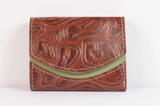 ミニ財布  世界でひとつだけシリーズ  小さいふ「ペケーニョ ダリ 時計」#15