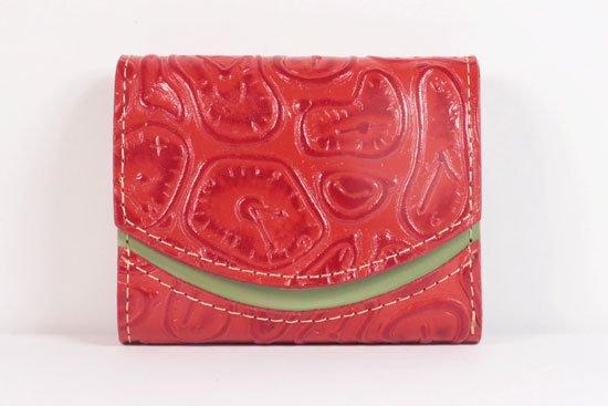 ミニ財布  世界でひとつだけシリーズ  小さいふ「ペケーニョ ダリ 時計」#48