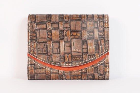 ミニ財布  世界でひとつだけシリーズ  小さいふ「ペケーニョ 父の日」#88