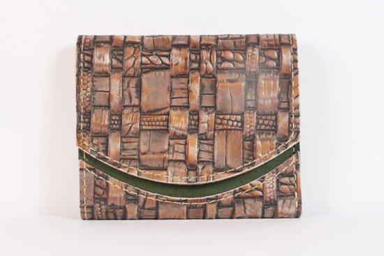 ミニ財布  世界でひとつだけシリーズ  小さいふ「ペケーニョ 父の日」#90