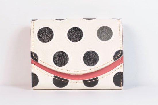 ミニ財布  今日の小さいふシリーズ「ペケーニョ ケンパ< B >21年5月2日」