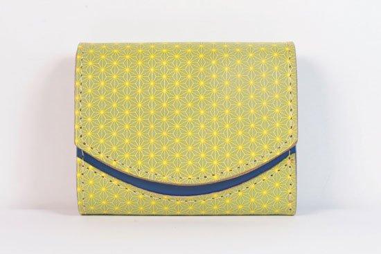 ミニ財布  今日の小さいふシリーズ「ペケーニョ 優しい光< A >21年5月10日」