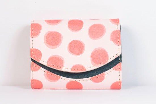 ミニ財布  今日の小さいふシリーズ「ペケーニョ アレグレ< B >21年5月12日」