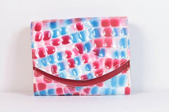 ミニ財布  今日の小さいふシリーズ「ペケーニョ ミックスベリー< B >21年5月17日」
