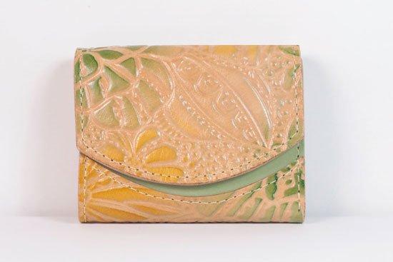 ミニ財布  今日の小さいふシリーズ「ペケーニョ うららか< A >21年5月13日」