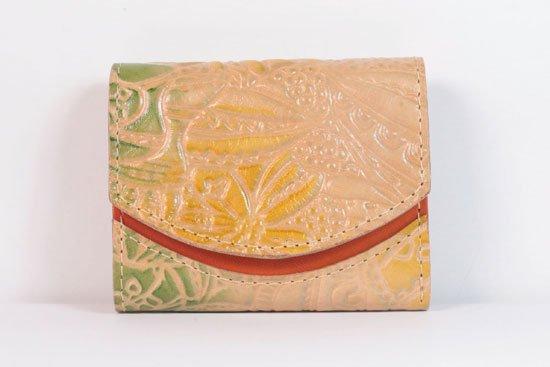 ミニ財布  今日の小さいふシリーズ「ペケーニョ うららか< B >21年5月13日」