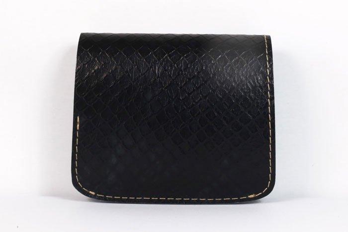 【ミニ財布・小さい財布】小さいふ。コンチャ【世界で一つだけシリーズ】A13