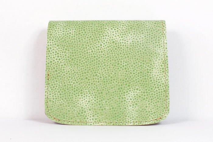 【ミニ財布・小さい財布】小さいふ。コンチャ【世界で一つだけシリーズ】A19
