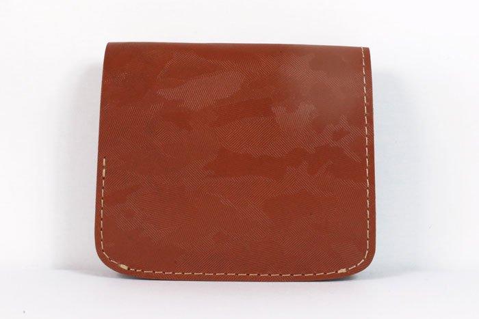 【ミニ財布・小さい財布】小さいふ。コンチャ【世界で一つだけシリーズ】A18