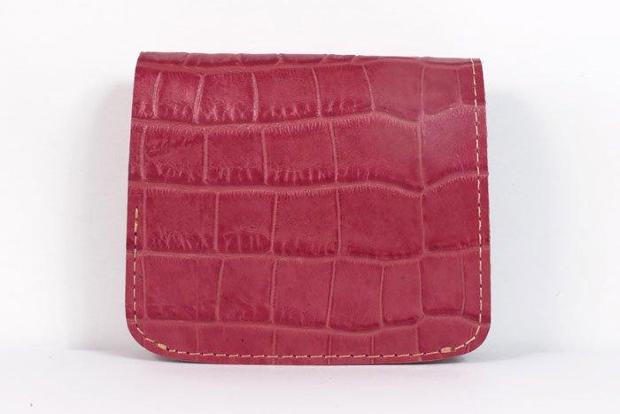【ミニ財布・小さい財布】小さいふ。コンチャ【世界で一つだけシリーズ】A36