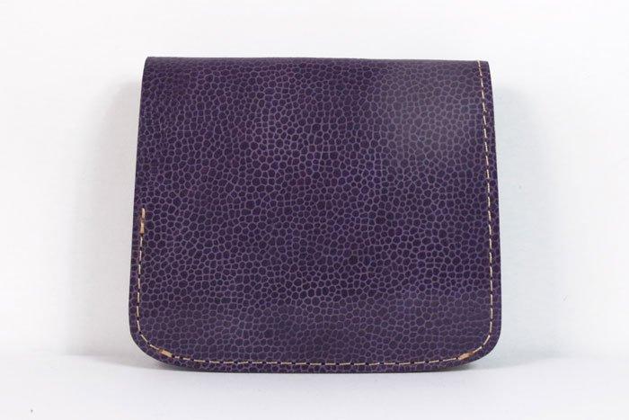【ミニ財布・小さい財布】小さいふ。コンチャ【世界で一つだけシリーズ】A39