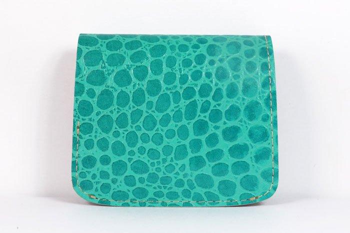 【ミニ財布・小さい財布】小さいふ。コンチャ【世界で一つだけシリーズ】A47