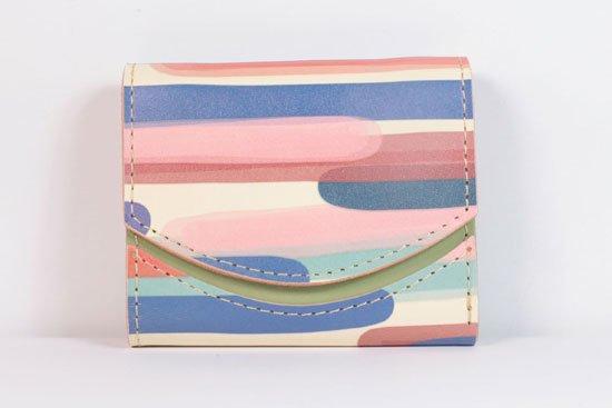 ミニ財布  今日の小さいふシリーズ「ペケーニョ 天使のお絵かき< A >21年5月18日」