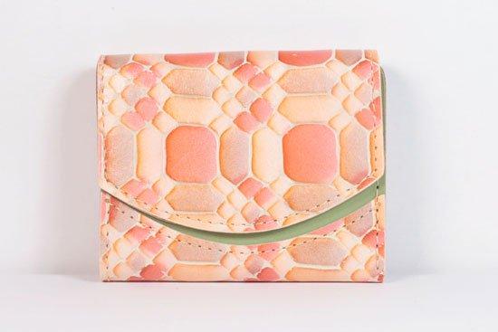 ミニ財布  今日の小さいふシリーズ「ペケーニョ WA< A >21年5月22日」