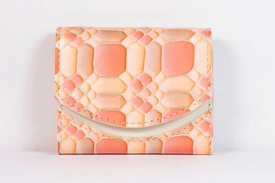 ミニ財布  今日の小さいふシリーズ「ペケーニョ WA< B >21年5月22日」