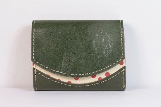 ミニ財布  今日の小さいふシリーズ「ペケーニョ 柚葉< B >21年6月5日」