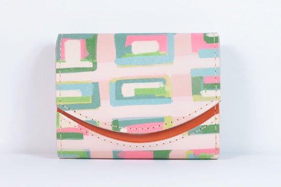 ミニ財布  今日の小さいふシリーズ「ペケーニョ 夜光貝< B >21年6月6日」