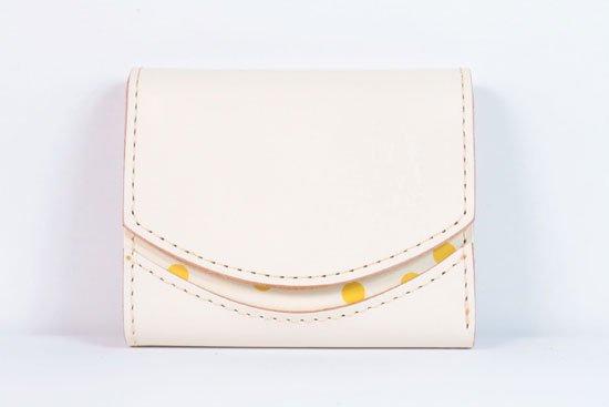 ミニ財布  今日の小さいふシリーズ「ペケーニョ 白い街< B >21年6月8日」
