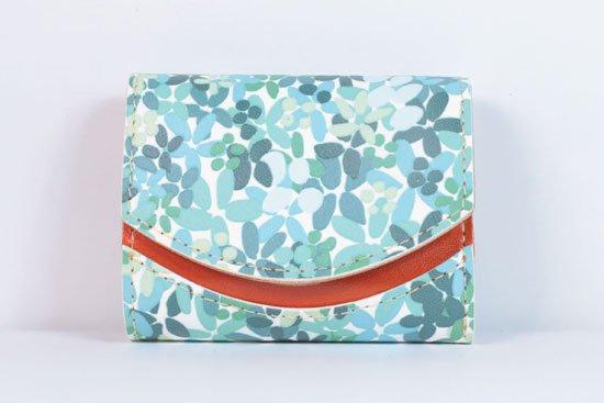 ミニ財布  今日の小さいふシリーズ「ペケーニョ Blue Star< B >21年6月21日」