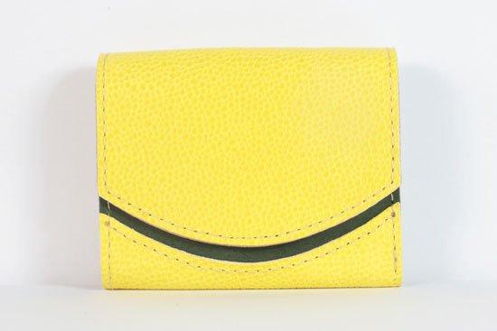 ミニ財布  今日の小さいふシリーズ「ペケーニョ アンダルシアのひまわり畑< A >21年6月26日」