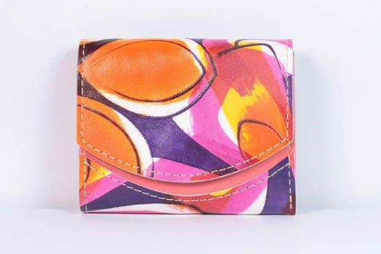 ミニ財布  今日の小さいふシリーズ「ペケーニョ 太陽の香り< B >21年6月16日」