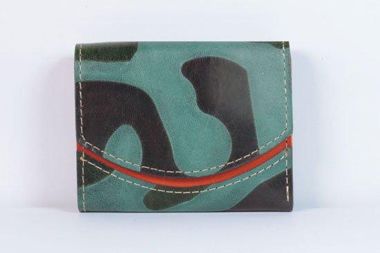 ミニ財布  今日の小さいふシリーズ「ペケーニョ グルヌイユ< B >21年6月17日」