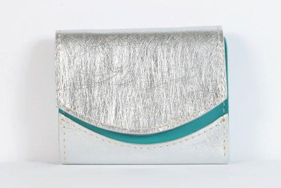 ミニ財布  今日の小さいふシリーズ「ペケーニョ 天の川銀河< A >21年6月28日」