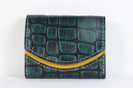 ミニ財布  今日の小さいふシリーズ「ペケーニョ 秘密の石板< A >21年7月10日」