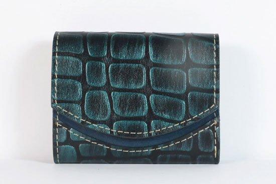 ミニ財布  今日の小さいふシリーズ「ペケーニョ 秘密の石板< B >21年7月10日」