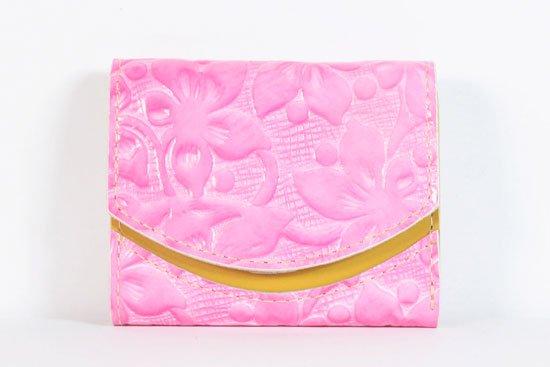 ミニ財布  今日の小さいふシリーズ「ペケーニョ 小さなバレリーナ< A >21年7月13日」