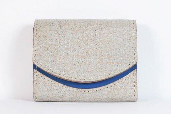 ミニ財布  今日の小さいふシリーズ「ペケーニョ アートの島< A >21年7月14日」
