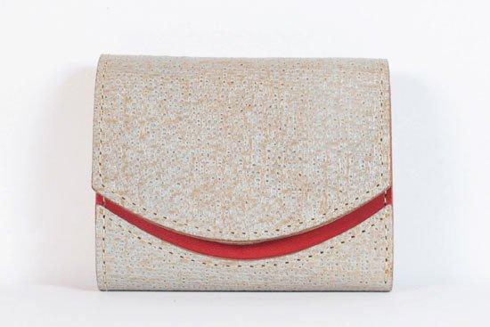 ミニ財布  今日の小さいふシリーズ「ペケーニョ アートの島< B >21年7月14日」