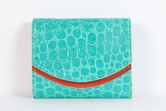 ミニ財布  今日の小さいふシリーズ「ペケーニョ Bubble bath< B >21年7月18日」