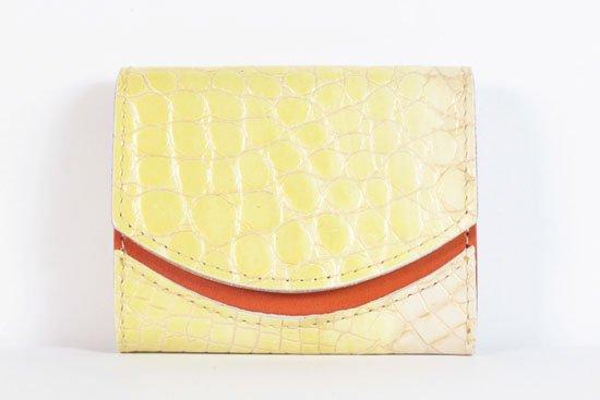 ミニ財布  今日の小さいふシリーズ「ペケーニョ Beeswax< B >21年7月19日」