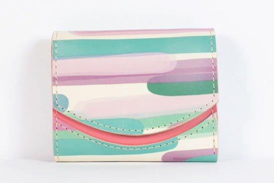 ミニ財布  今日の小さいふシリーズ「ペケーニョ 想(そう)< A >21年7月20日」