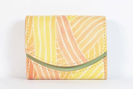 ミニ財布  今日の小さいふシリーズ「ペケーニョ のれんをくぐれば・・・< A >21年7月30日」