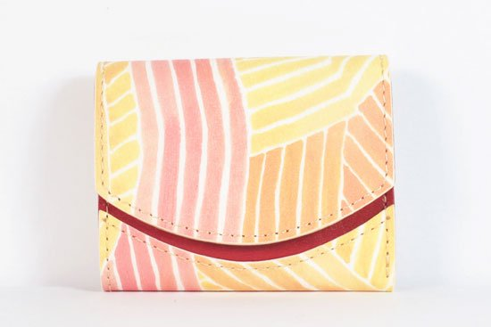 ミニ財布  今日の小さいふシリーズ「ペケーニョ のれんをくぐれば・・・< B >21年7月30日」