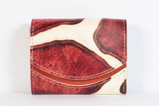 ミニ財布  今日の小さいふシリーズ「ペケーニョ 赤いきりん< B >21年7月31日」