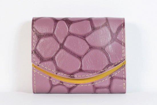 ミニ財布  今日の小さいふシリーズ「ペケーニョ 古代のかけら< B >21年8月1日」