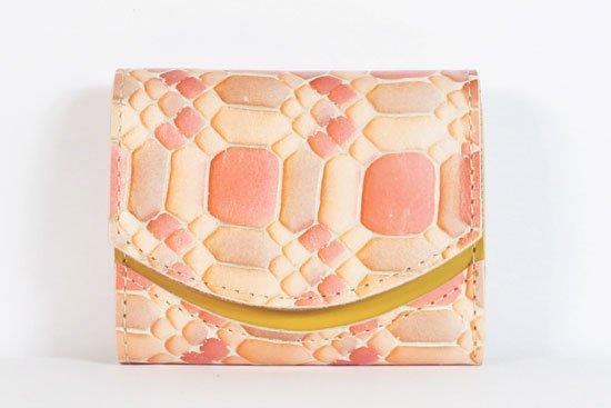 ミニ財布  今日の小さいふシリーズ「ペケーニョ ダイヤモンド< B >21年8月3日」