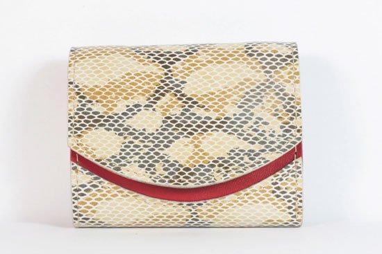 ミニ財布  今日の小さいふシリーズ「ペケーニョ Sea snake< B >21年8月9日」