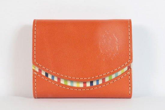 ミニ財布  今日の小さいふシリーズ「ペケーニョ 完熟マンゴー< B >21年8月14日」