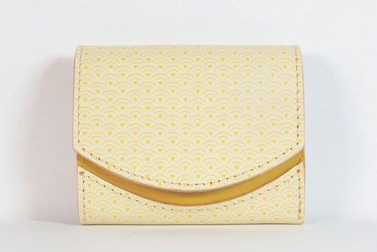 ミニ財布  今日の小さいふシリーズ「ペケーニョ Banana cake< A >21年8月21日」